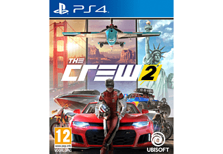The Crew 2 NL/FR PS4