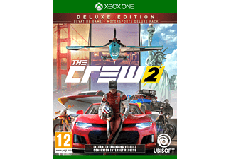 The Crew 2 Deluxe Edition NL/FR Xbox One