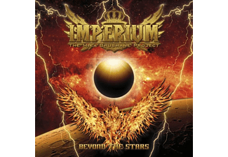 Imperium - Beyond The Stars - (CD)