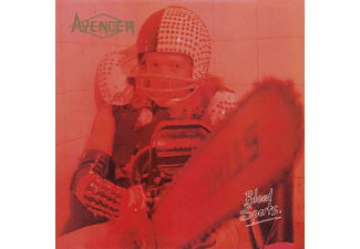 Avenger - Blood Sports - (CD)
