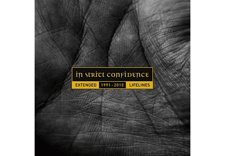 In Strict Confidence - Extended Lifelines 1-3 (1991-2010) - (CD)