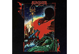 Agressor - Rebirth (2LP Gatefold,Black) - (Vinyl)