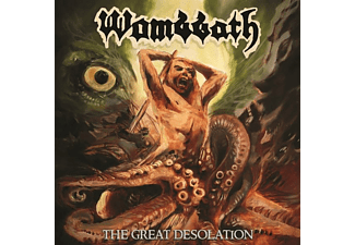Wombbath - The Great Desolation (Black Vinyl) - (Vinyl)