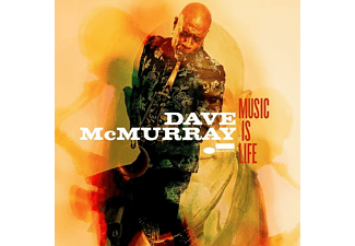 Dave Mcmurray - Music Is Life - (CD)