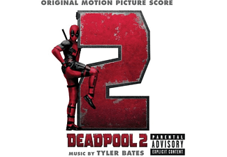 Tyler Bates - Deadpool 2/OST Score - (CD)