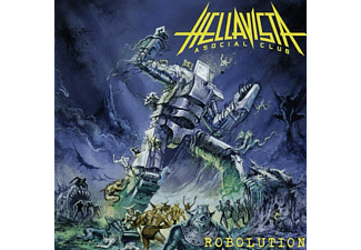 Hellavista - Robolution - (CD)