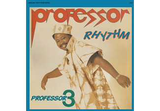 Professor Rhythm - Professor 3 - (CD)