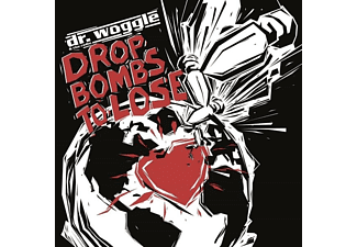 DR.WOGGLE & THE RADIO - Drop bombs to lose [CD]