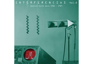 VARIOUS - Interferencias Vol.2 - (CD)