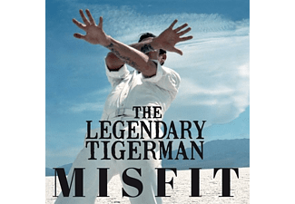 The Legendary Tigerman - Misfit - (Vinyl)