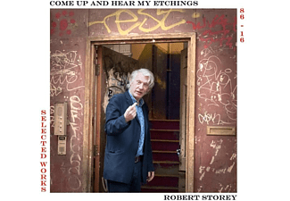 Robert Storey - Come Up And Hear My Etchings - (Vinyl)