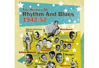 VARIOUS - The History Of Rhythm & Blues Volume Two 1942-1952 - (CD)