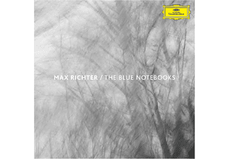 Max Richter - The Blue Notebooks (Vinyl LP (nagylemez))