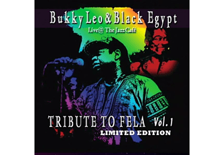 Bukky Leo & Black Egypt - Tribute To Fela Vol.1 (Live At The Jazz Cafe) - (Vinyl)