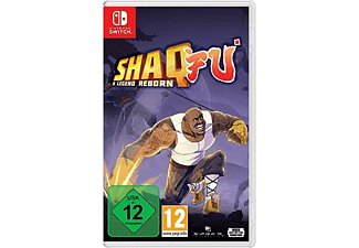 Shaq Fu: A Legend Reborn - Nintendo Switch