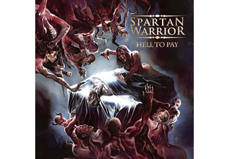 Spartan Warrior - Hell To Pay (Vinyl) - (Vinyl)