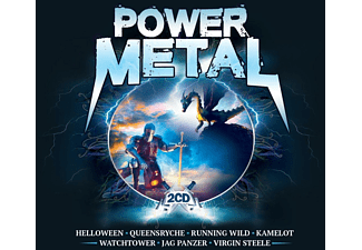 Power Metal CD