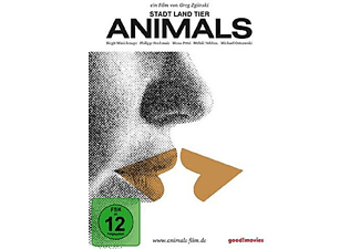 Animals - Stadt Land Tier - (DVD)