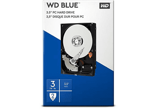 WESTERN DIGITAL Interne harde schijf Mainstream 3TB SATA 6GBs (WDBH2D0030HNC)
