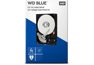 WESTERN DIGITAL Disque dur interne Mainstream 4 TB (WDBH2D0040HNC-ERSN 4TB)