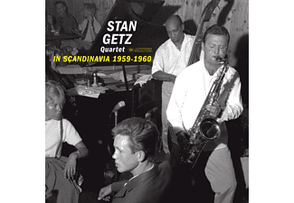 Stan Getz - In Scandinavia 1959-60 - (Vinyl)