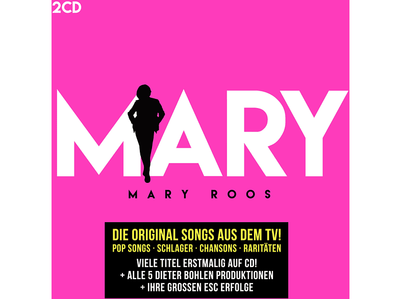 Mary Roos - Mary (Meine Songs) [CD]