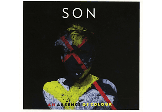 Son - An Absence Of Color - (CD)