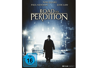 ROAD TO PERDITION (STEEL EDITION) - (Blu-ray)