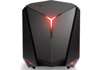 LENOVO IdeaCentre Y720 Cube - Stationär Gamingdator (90H200A6MW)