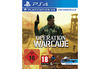 PS4VR OPERATION WARCADE - PlayStation 4