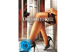 DRESSED TO KILL (STEEL EDITION) - (Blu-ray)