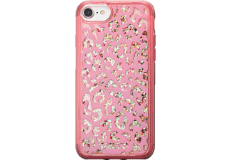 CELLULAR LINE Stardust Hardcover Leo  Backcover Apple iPhone 7, iPhone 8 Thermoplastisches Polyurethan Ausführung Leo