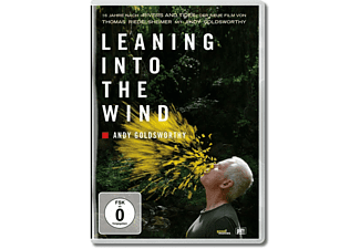 Leaning Into the Wind - Andy Goldsworthy - (DVD)