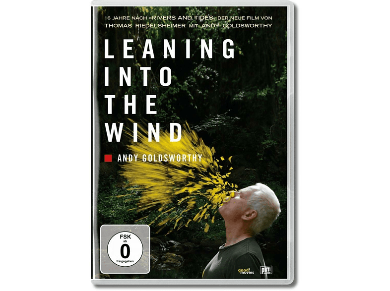 Leaning Into the Wind - Andy Goldsworthy [DVD]