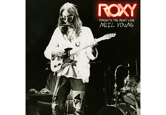 Neil Young - Roxy-Tonight's the Night Live - (CD)