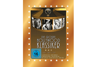 DIE GROSSEN HOLLYWOOD KLASSIKER - (DVD)