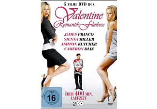 VALENTINE ROMANTIK FILMBOX - (DVD)