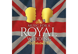 M. Andres, Plácido Domingo, E. Higginbottom - Music for a Royal Wedding-2018 - (CD)