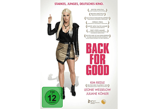 BACK FOR GOOD - (DVD)