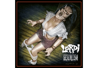 Lordi - Sexorcism (Gtf.Clear Yellow/Blue 2-Vinyl) - (Vinyl)