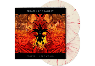 Theatre Of Tragedy - Forever Is The World (White/Red Splatter 2LP) - (CD)