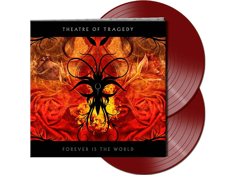 Theatre Of Tragedy - Forever Is The World (Gtf.Red 2LP) [CD]