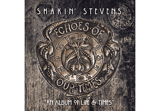 Shakin' Stevens - Echoes Of Our Time - (CD)
