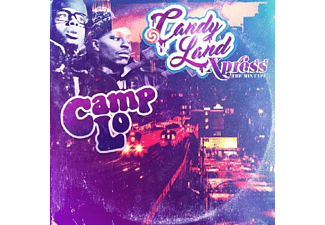 Camp Lo - Candy Land Xpress - (Vinyl)