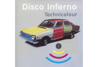 Disco Inferno - TECHNICOLOUR - (Vinyl)