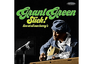 Grant Green - Slick!-Live At Oil Can Harry's - (CD)
