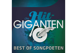 VARIOUS Die Hit Giganten Best Of Songpoeten Deutschpop CD
