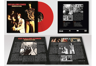 The Rolling Stones - Honolulu 1966 (Lim.180 Gr.Red Vinyl) - (Vinyl)