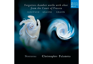 Ensemble Notturna, Christopher/+ Palameta - Forgotten Chamber Works With Oboe - (CD)