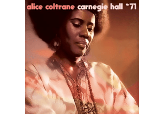 Alice Coltrane - Carnegie Hall '71 - (CD)